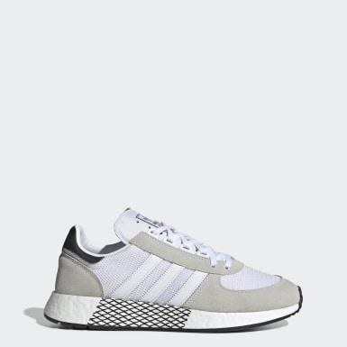 Originals White Marathon Tech Shoes