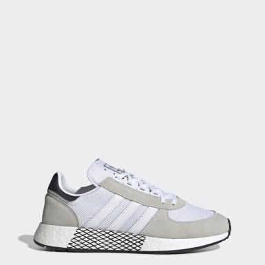 Originals Beyaz Marathon Tech Ayakkabı