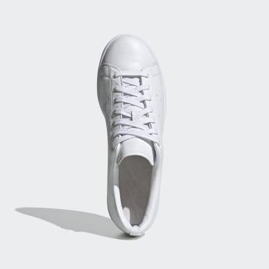 Tenis HYKE AOH-001 (UNISEX) Blanco Originals