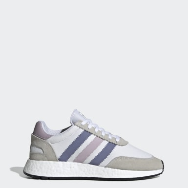 chaussure adidas blanche grise femme 5923