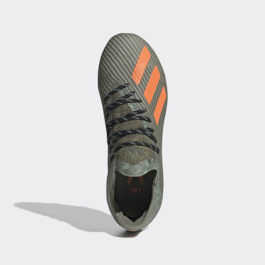 X 19.1 FG Boots Zielony