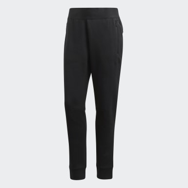 Pants ID Stadium Negro Mujer Athletics
