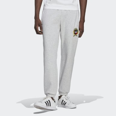 Herr Originals Grå Collegiate Crest Pants