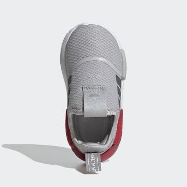 Kinder Originals NMD 360 Schuh Grau