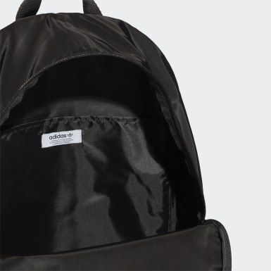 Women Originals Black Graphic Backpack