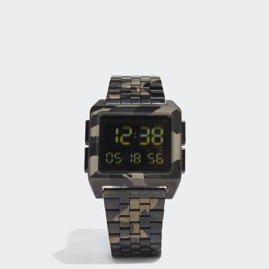 Reloj ARCHIVE_M1 Verde Originals