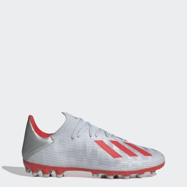 серебряный Футбольные бутсы X 19.3 AG