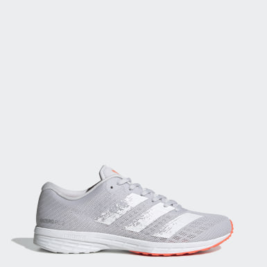 Women Running Grey Adizero RC 2.0 Shoes