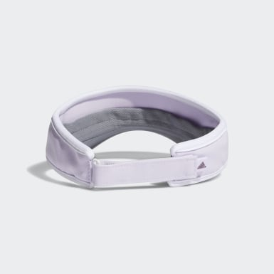 Women's Training Purple Superlite Visor