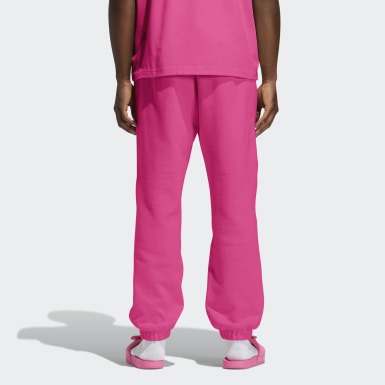 Originals Pink Pharrell Williams Basics Sweat Pants (Gender Neutral)