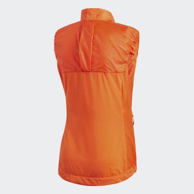 оранжевый Жилет Agravic Alpha