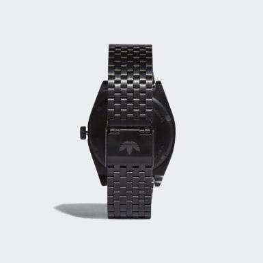 Originals zwart PROCESS_M1 Horloge