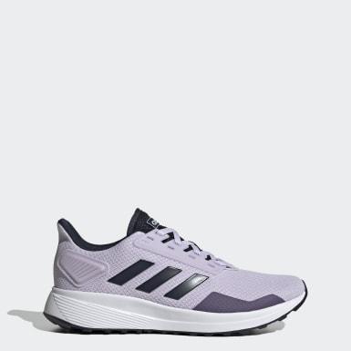 Zapatillas Duramo 9 Morado Mujer Running