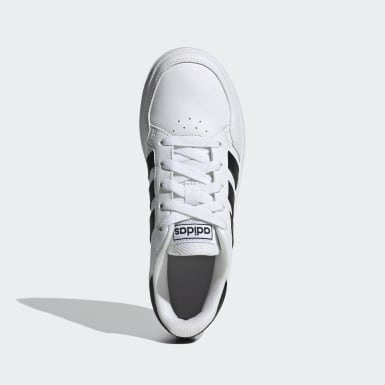Kids 4-8 Years Tennis White Breaknet Shoes