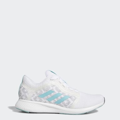 Women Running White Edge Lux 4 Primeblue Shoes
