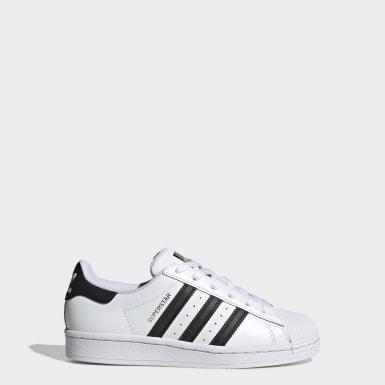 Genç Originals White Superstar Ayakkabı
