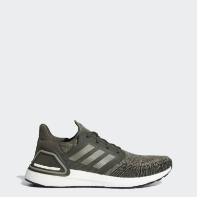 Men's Running Green Ultraboost 20 Shoes