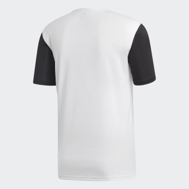 Men Football White Estro 19 Jersey