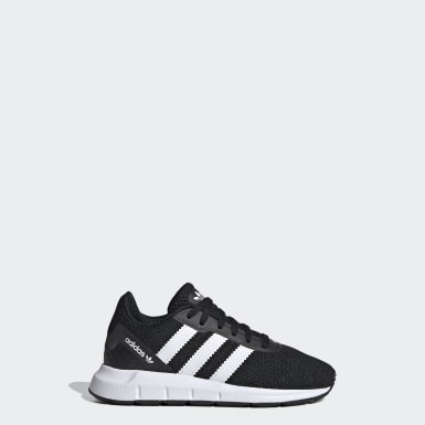 Kids Originals Black Swift Run RF Shoes