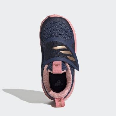 Kids Running Blue FortaRun X Shoes
