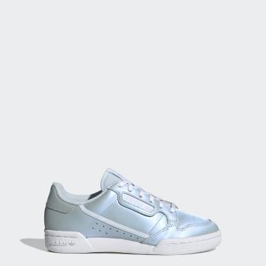 Kinderen Originals Blauw Continental 80 Schoenen