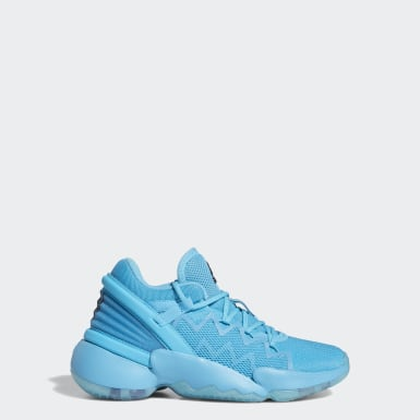 Kids Basketball Turquoise D.O.N. Issue #2 Crayola Shoes