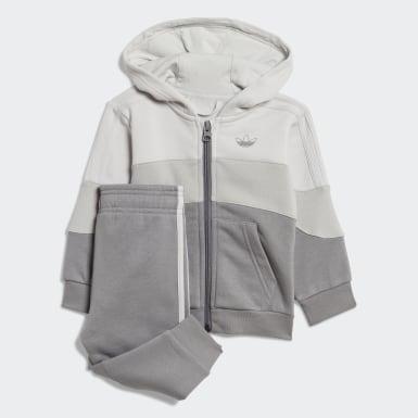 серый Спортивный костюм BX-20