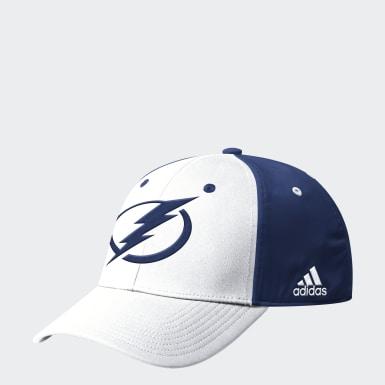Men's Hockey Multicolor Lightning Coach Slouch Flex Hat