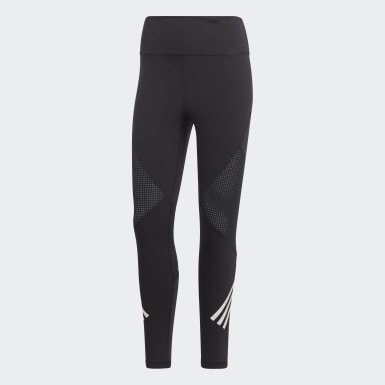 Tight 7/8 Believe This High Rise Nero Donna Training