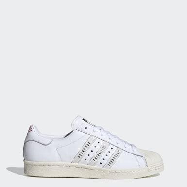 Sapatos Superstar 80s Human Made Preto Originals