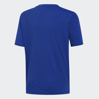 Børn Træning Blå Campeon 19 trøje