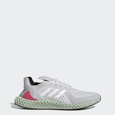 Scarpe 4D Runner adidas Energy Concepts Bianco Originals