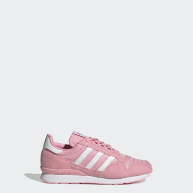 Zapatillas ZX 500 Rosado Niño Originals