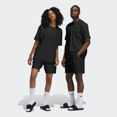 Originals Sort Pharrell Williams Basics (kønsneutrale) shorts
