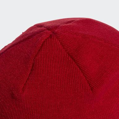 красный Шапка