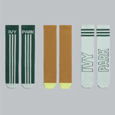 Originals Groen Logo Sokken 3 Paar