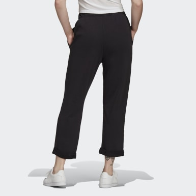 Pantalon Adicolor Essentials Boyfriend noir Femmes Originals