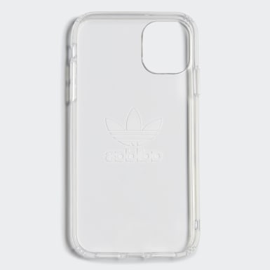 Coque Clear Molded iPhone 2019 6.1 argent Originals
