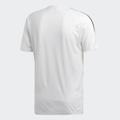 ผู้ชาย เทรนนิง สีขาว D2M Tee 3S