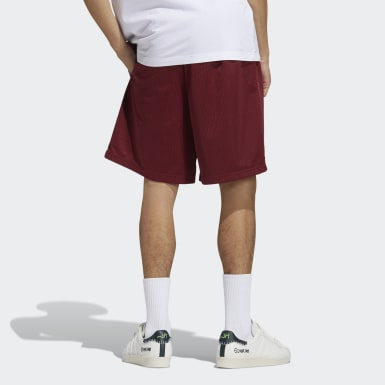 Men Originals Burgundy Jonah Hill Classic Shorts