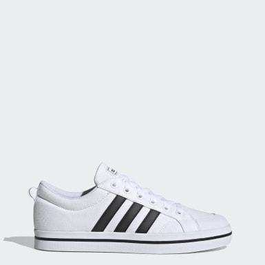 Men Sport Inspired White Bravada Shoes