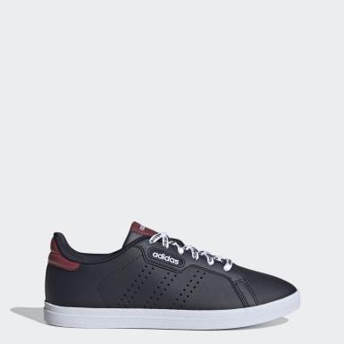Kvinder Tennis Blå Courtpoint CL X sko