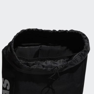 เทรนนิง สีดำ กระเป๋าเป้ Flap Two-Layer