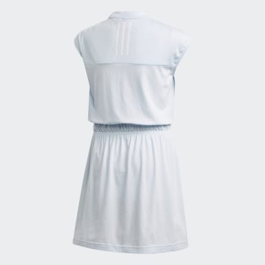 Mädchen Athletics Bold Kleid Blau