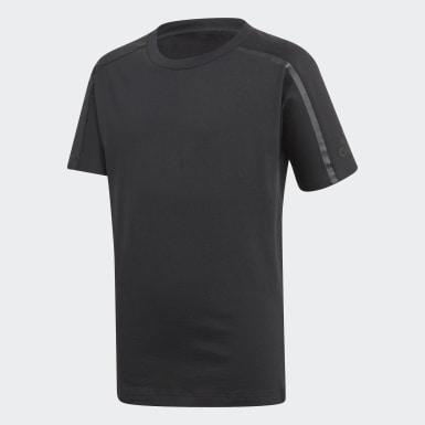 черный Футболка adidas Z.N.E.