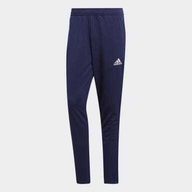 Pantalón entrenamiento Condivo 18 Azul Hombre Training