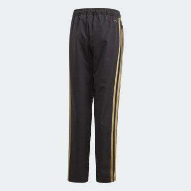 Pantalon de présentation Real Madrid Noir Garçons Football