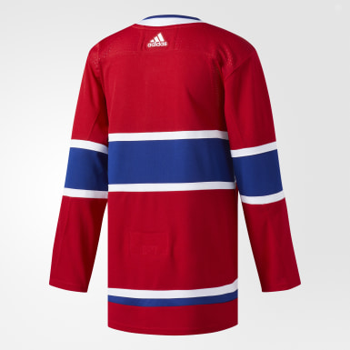 Men's Hockey Red Canadiens Home Authentic Pro Jersey