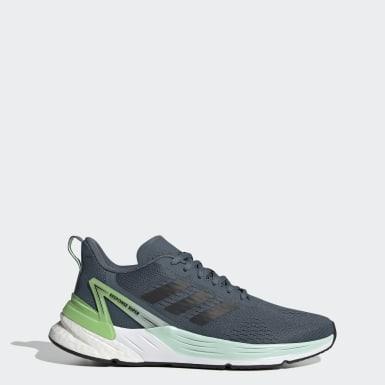 Women Running Green Response Super Shoes