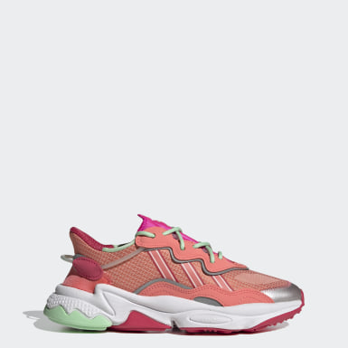 Women Originals Red OZWEEGO Shoes